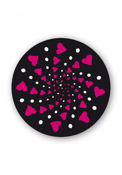 CUORE WHEEL STICKERS