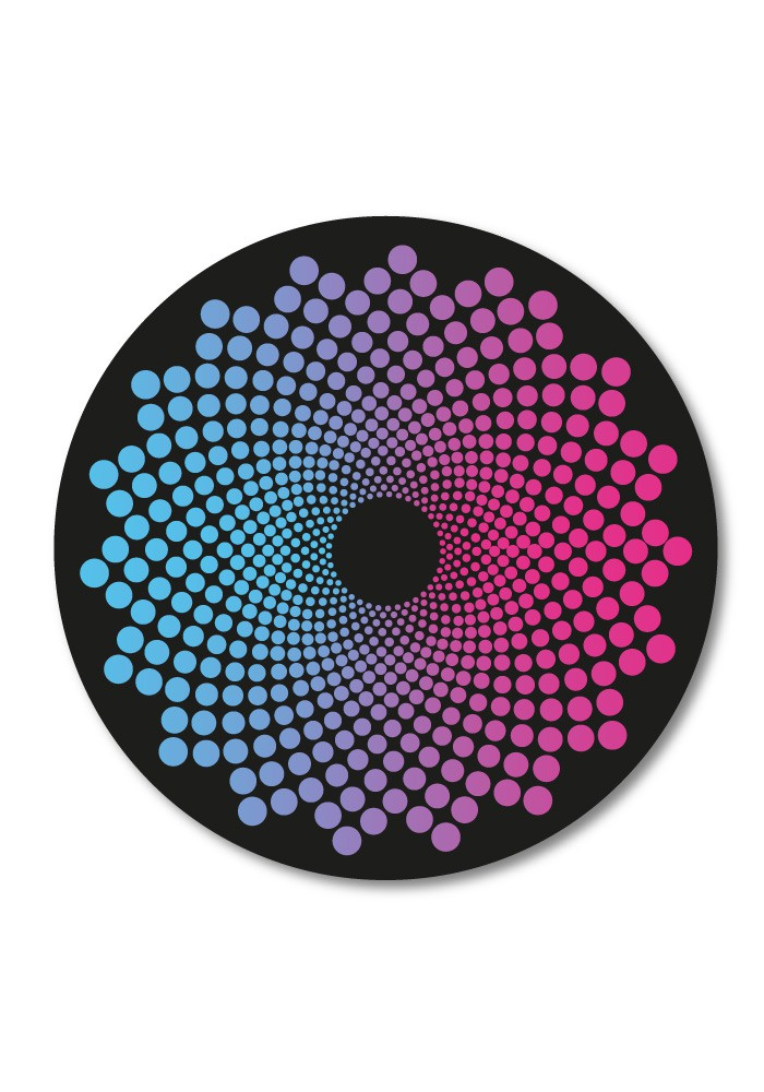 DOTS WHEEL STICKERS