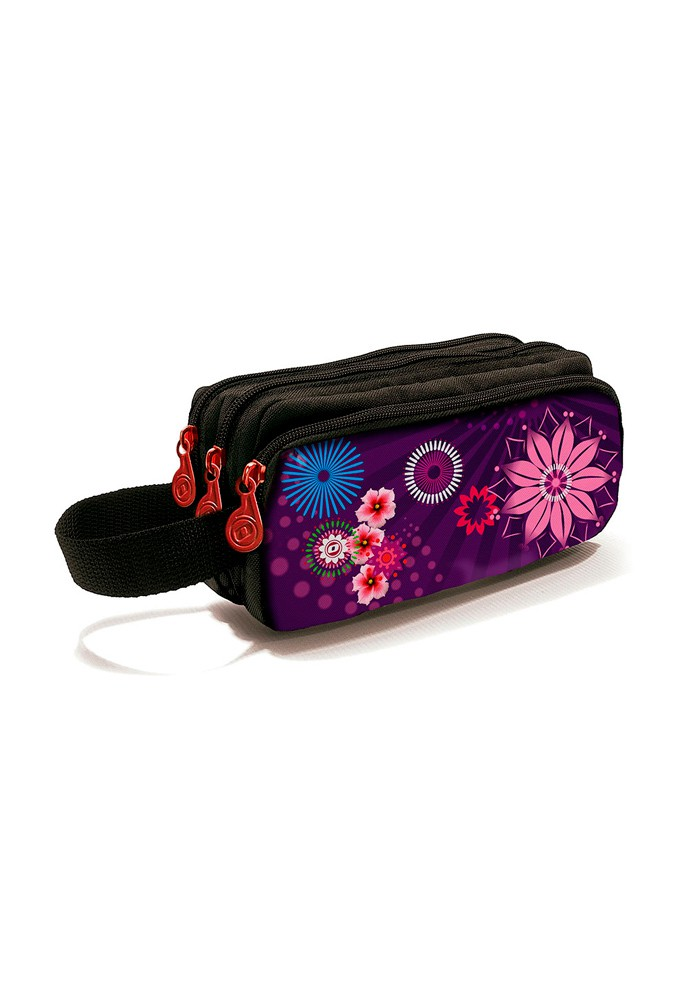 SPRING XL PENCIL CASE