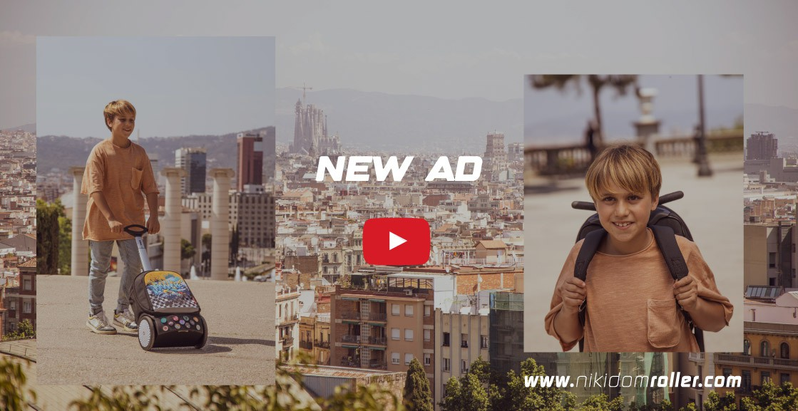 Roller UP - New Ad